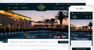 طراحی سایت هتل و سئو